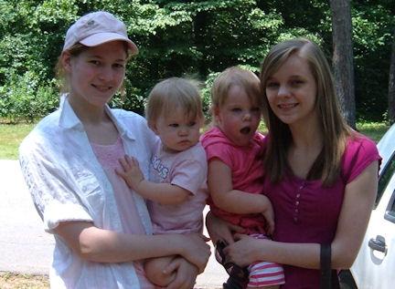 Rachels and Sarahs